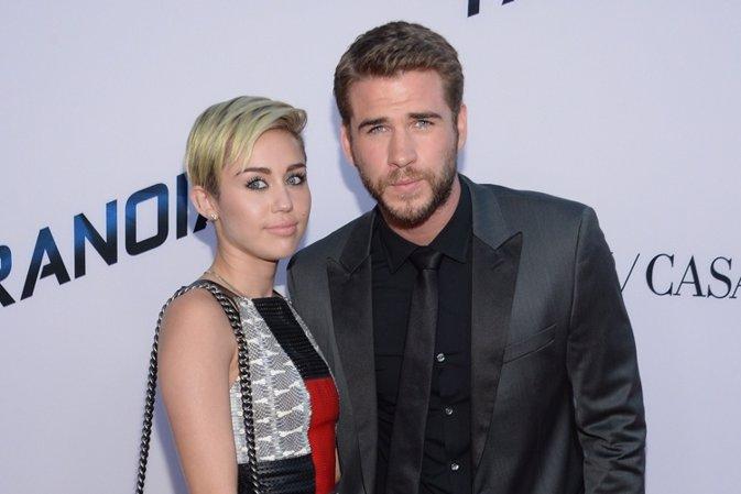Liam Hemsworth confiesa que echa de menos a Miley Cyrus