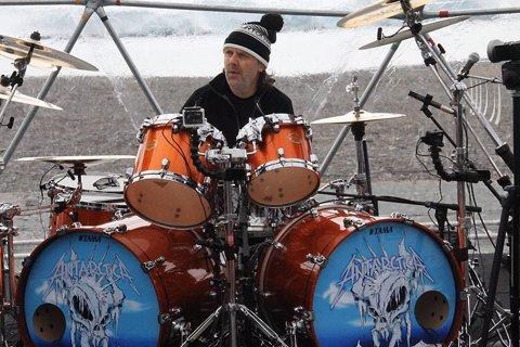 Metallica Antártida