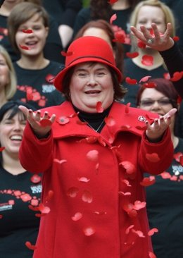 Susan Boyle confiesa que padece síndrome de Asperger