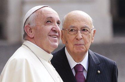 El Papa entre los 10 finalistas para ser 'Persona del Año'