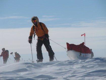 La Antártida registró en agosto de 2010 su temperatura más fría, -93º