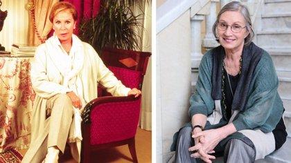 Lina Morgan y Ana Diosdado, dos grandes damas premiadas, en su momento más delicado