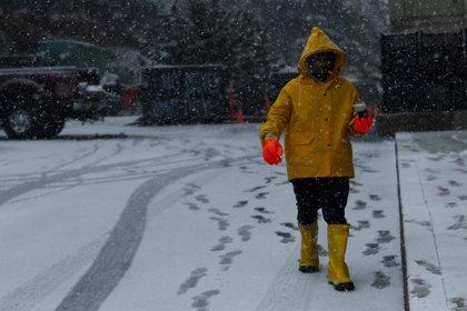 Cierran escuelas y oficinas del Gobierno por nuevas nevadas en EEUU
