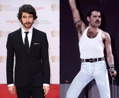 Ben Whisaw será Freddie Mercury
