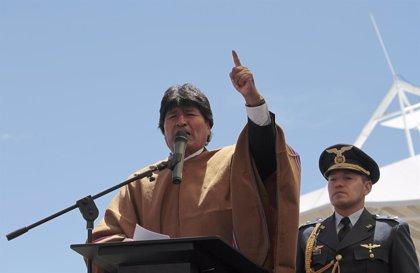"""Morales: """"Si Obama quiere rendir homenaje a Mandela que deje de invadir"""""""