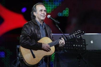 Argentina otorga a Serrat un premio por su compromiso con los DDHH