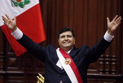 Archivada la causa contra Alan García por enriquecimiento ilícito