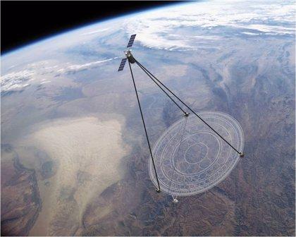 EEUU.- Departamento de Defensa de EEUU diseña un satélite capaz observar casi la mitad del planeta en un instante