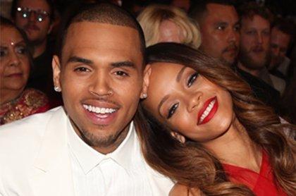 Rihanna, visita sorpresa a Chris Brown en la clínica de rehabilitación