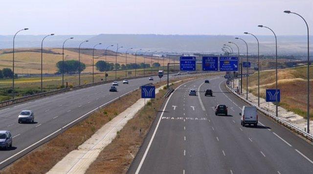 Autopista radial R-2 Madrid-Guadalajara