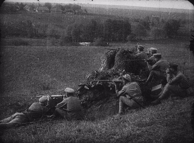 Culturarts digitalizará películas de la I Guerra Mundial