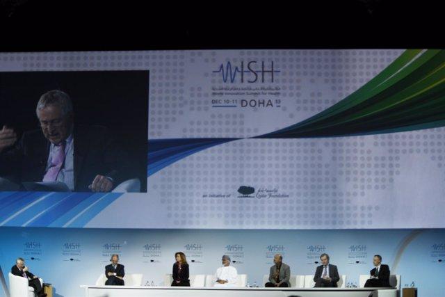 Cumbre mundial sobre innovación en la sanidad