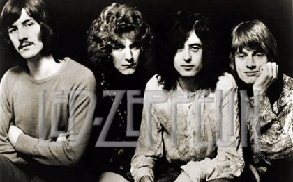 Led Zeppelin ya están en Spotify
