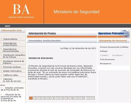 """Político bonaerense llama """"pedazo de mogólico"""" a un militante"""