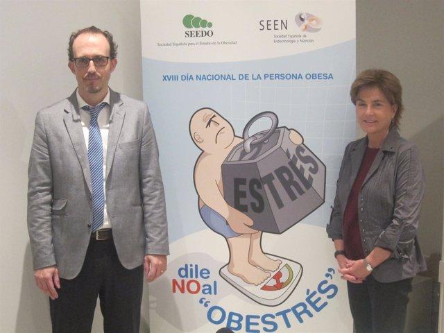Presentación del XVIII Día Nacional de la persona obesa