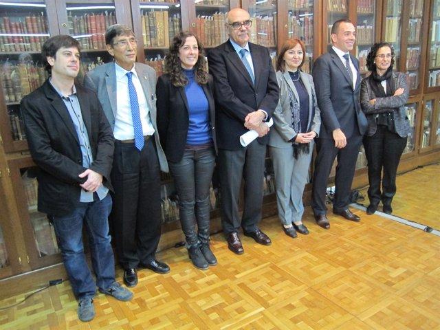 Ganadores del Premios del Consejo Social de la UB y la Fundación Bosch i Gimpera