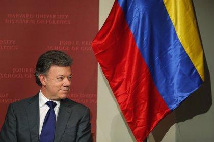 Santos aumenta en más de once puntos la intención de voto de los colombianos