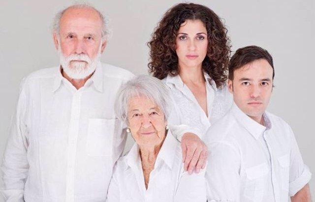 Imagen de los actores de 'La Mala Memoria'