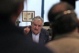 Mujica reconoce no estar seguro de que la Ley sobre Control y Regulación de la Marihuana vaya a dar resultados