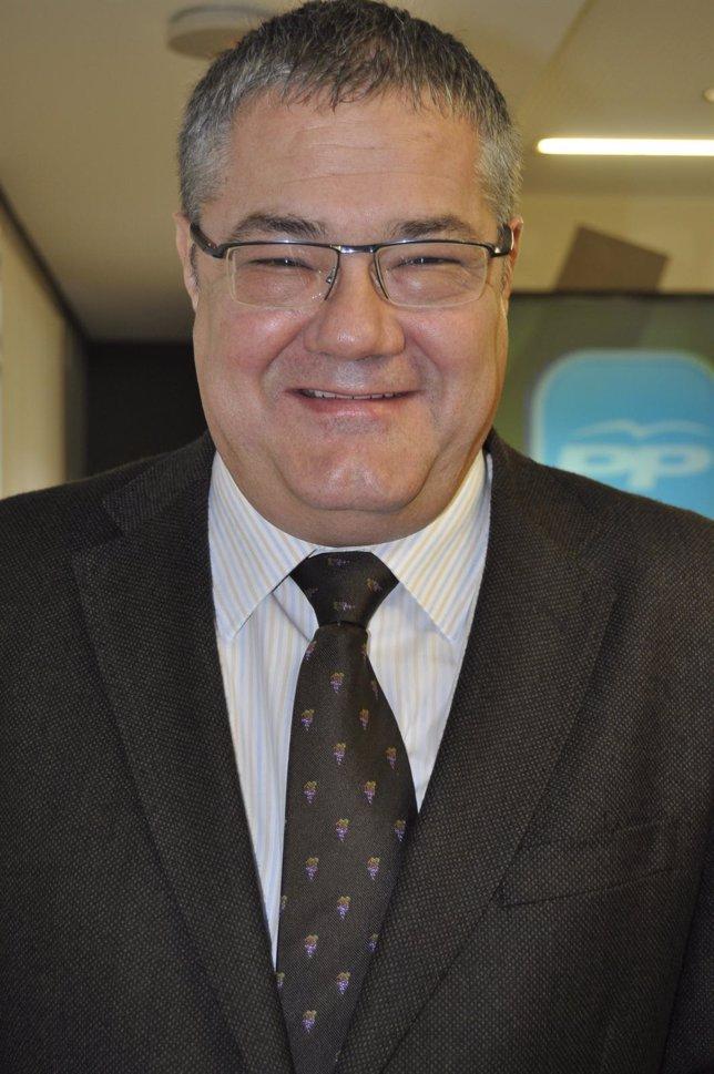 El diputado Antonio Torres