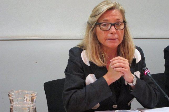 Joana Ortega, vicepta.Generalitat de Catalunya