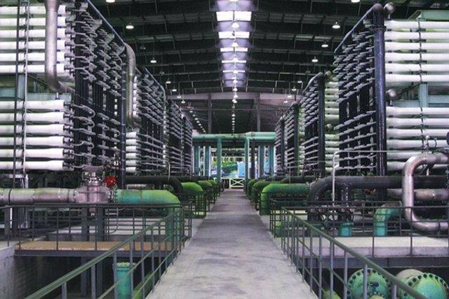 Instalaciones de desalación