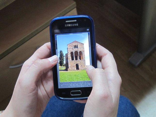 Aplicación móvil sobre el Prerrománico asturiano