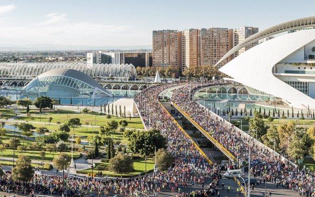 La Fundación Trinidad Alfonso será el colaborador principal de Maratón Valencia
