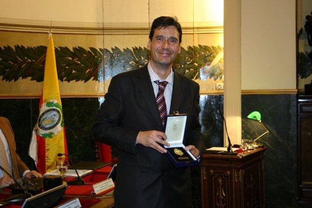 Manuel Serrano, del CNIO