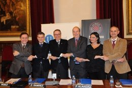 Acuerdo para organizar las Ligas universitarias