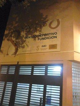 Centro deportivo Fundición.