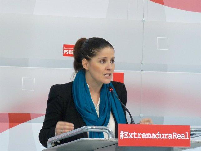 Gil Rosiña, PSOE Extremadura