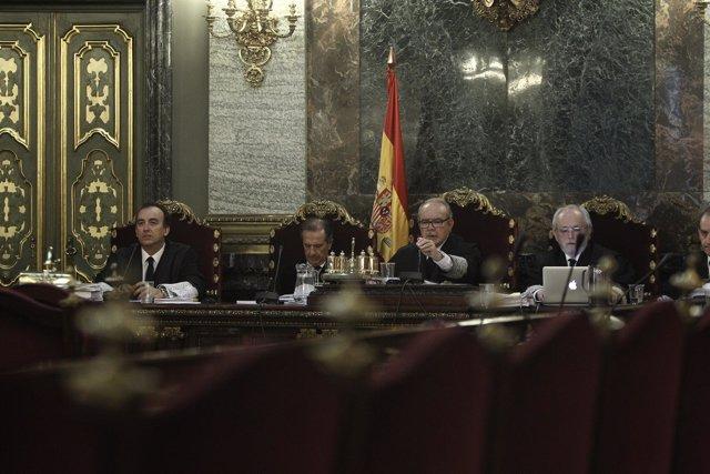 El Supremo revisa el recurso de la constructora de Núñez