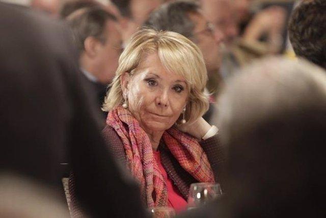 Aguirre declarará por 'Gürtel' el 17 de diciembre