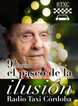Cartel del IX Paseo de la Ilusión