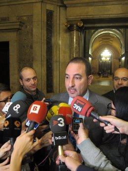 Ramon Espadaler, conseller de Interior de la Generalitat (ARCHIVO)