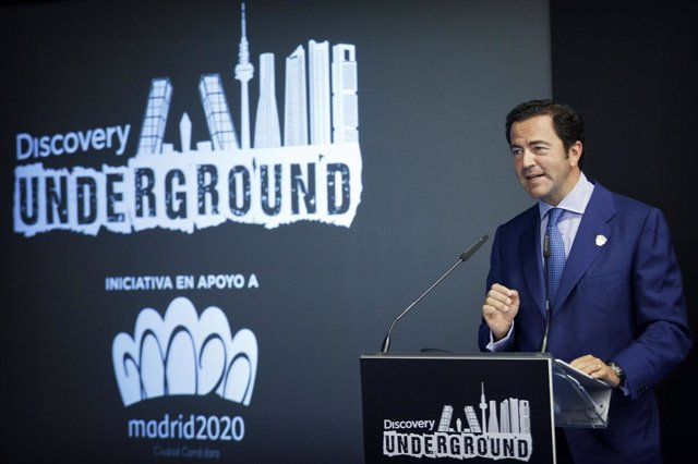 """Pablo Cavero presentó la iniciativa """"Discovery Underground"""", que se celebrará la"""