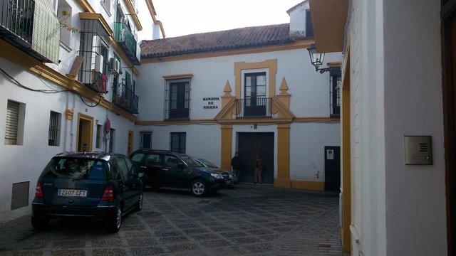 El número 18 de la calle Mariana Pineda.