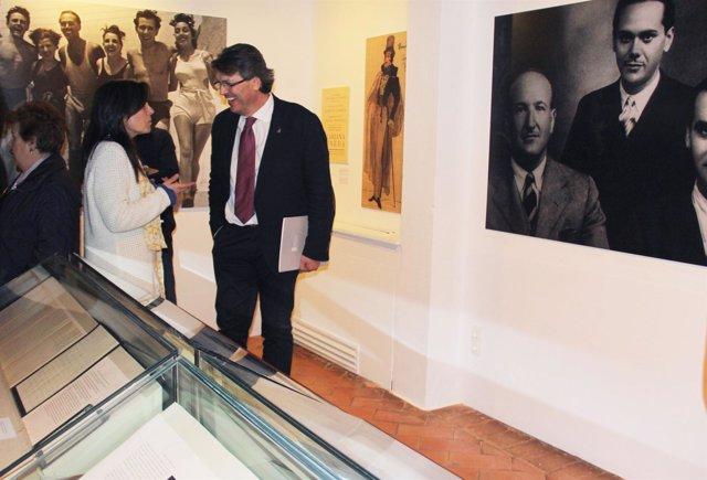 Exposición homenaje a Cernuda