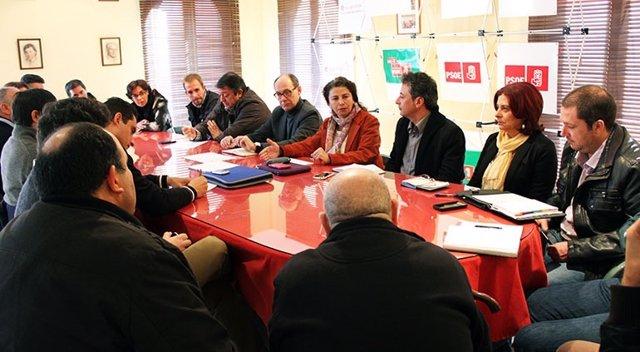 El coordinador del Grupo Parlamentario del PSOE de Huelva, José Juan Díaz Trillo