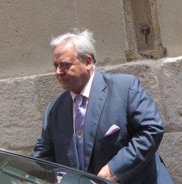 El Ex Alcalde De Alicante, Luis Díaz Alperi, En Una Imagen De Archivo