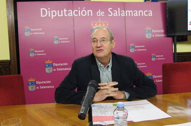 Alfredo Martín presenta los cursos formativos