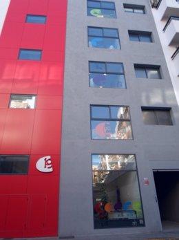 Centro de Creación Joven C19, en Ibiza