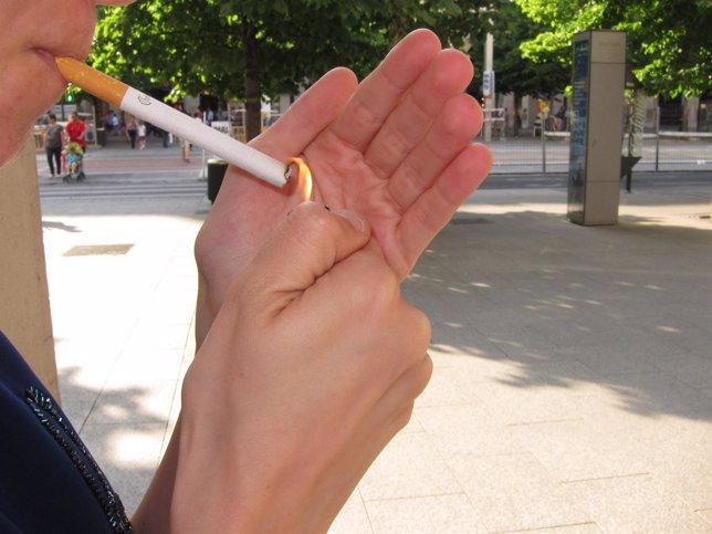 Fumador, tabaco, cigarrillo, salud