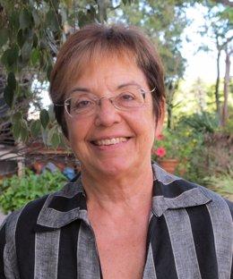 La autora Margarida Aritzeta