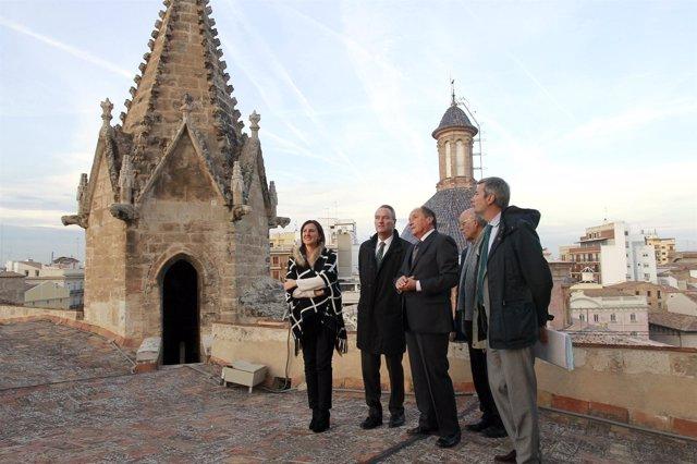 La Catedral recuperar parte de su aspecto original