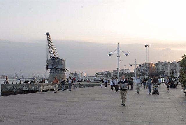 Puertos Santander