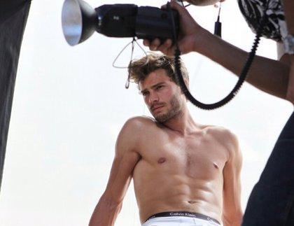 Jamie Dornan hará un desnudo frontal en '50 sombras de Grey'