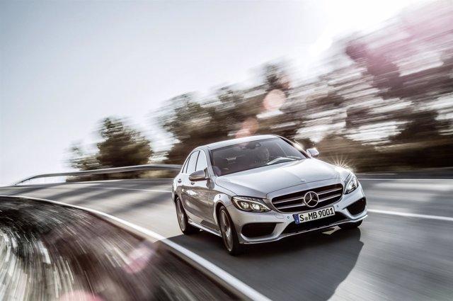 Nueva Clase C de Mercedes-Benz