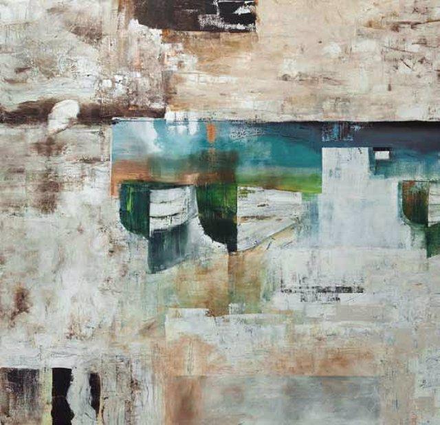 Un cuadro de la pintora Canal Bedia